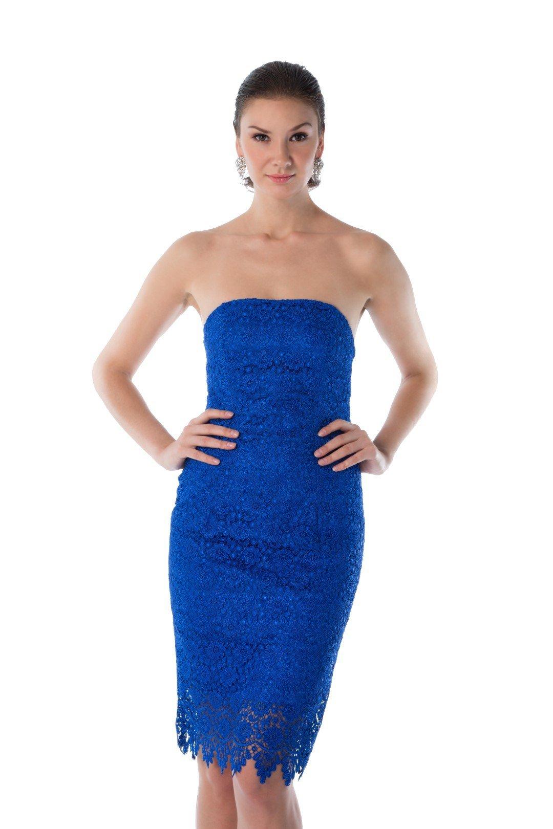 Recherché Blue Dress | ZuZa fashion